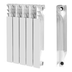 Радиаторы отопления алюминиевые ALCOBRO