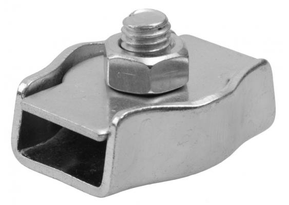 Зажим из нержавеющей стали (симплекс)