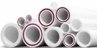 Полипропиленовые трубы белые S.A.V. -Standard