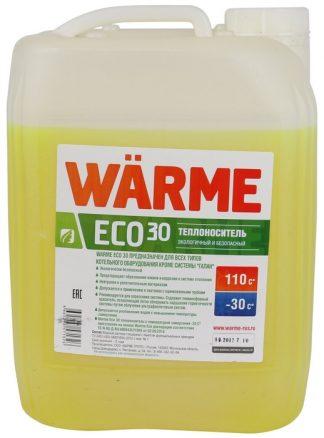 Warme ECO-30 (жёлтый)